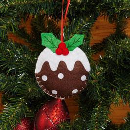 Decorazione Albero - Christmas Pudding