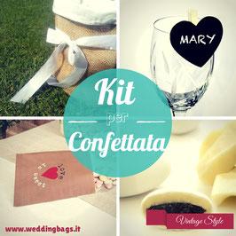 Kit Confettata Vintage (7 gusti)