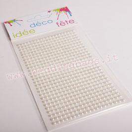 Perle adesive 4mm (Conf. 513pz)