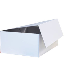 BOX MAGNETICO 22cm BIANCO