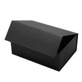 BOX MAGNETICO MINI - 12CM NERO