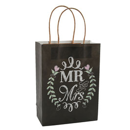 "Wedding Bags Lavagna ""Mr&Mrs"""