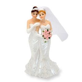"""Cake Topper """"Mrs&Mrs"""""""