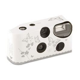 "Wedding Camera  ""Butterfly"""