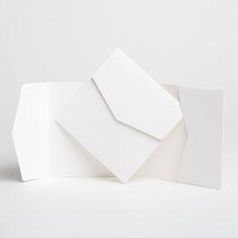 Pocket Original Vertical - Bianco Opaco 13x13cm