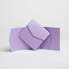 Pocket Original Vertical - Lilla 13x13cm