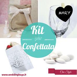 Kit Confettata CHIC (7 gusti)