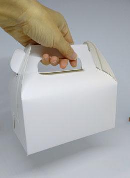 BOX BIANCO - ad incastro