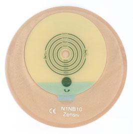 1-delig colostomiezakje mini, vlak, zonder ventiel