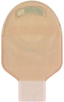2-delig ileostomiezakje, mini, zonder ventiel