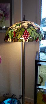 Lampe Tiffany : les Vignes