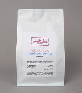 "Nicaragua La Bastilla ""Blueberry Candy"" - Filterkaffee"