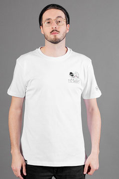 "onetake T-Shirt ""F**k Racism"""
