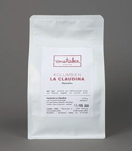 Kolumbien - La Claudina Filterkaffee