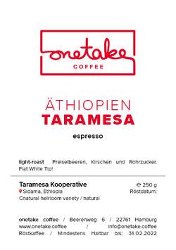 Äthiopien Taramesa - Espresso