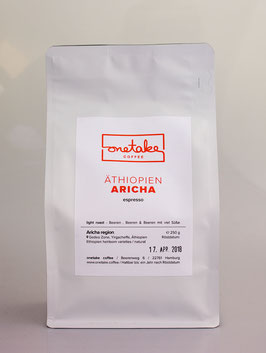 Äthiopien Aricha - Espresso
