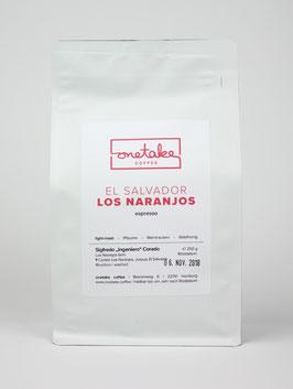 El Salvador Los Naranjos - Espresso