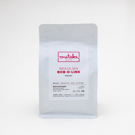 Brasilien Bobolink - Espresso