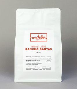 Brasilien Rancho Dantas - Espresso