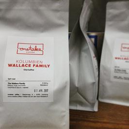 Kolumbien - Walles Family