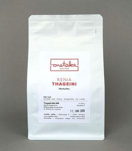 Kenia Thageini - Filterkaffee