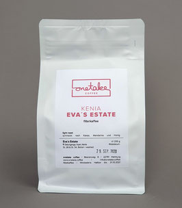 Kenia Eva´s Estate- Filterkaffee