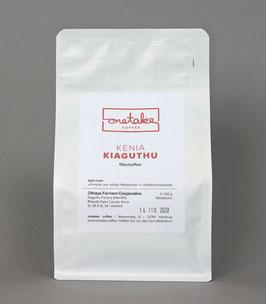 Kenia Kiaguthu - Filterkaffee