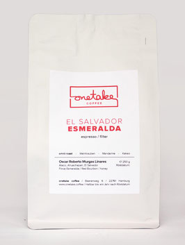 """El Salvador - Finca Esmeralda """"Honey"""""""