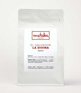 El Salvador La Divina - Espresso