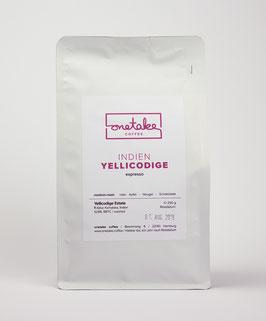 Indien Yellicodige - Espresso