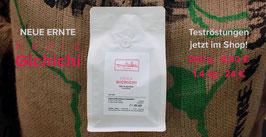 Teströstung Kenia Gichichi, die 2.  / 350 g oder 1,4 Kg
