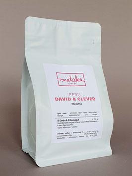 Peru David & Clever - Filterkaffee