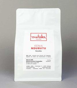 Kenia - Ndurutu Filterkaffee