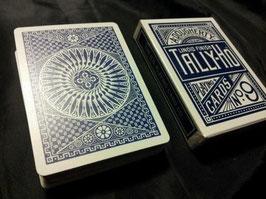 Cards Tally-Ho Circle Back (タリホー サークルバック 赤/青)