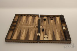 Backgammon - Handgefertigt