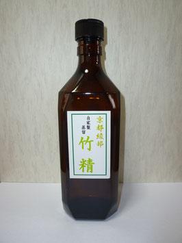 自家製蒸留竹精 500ml(色付き瓶)