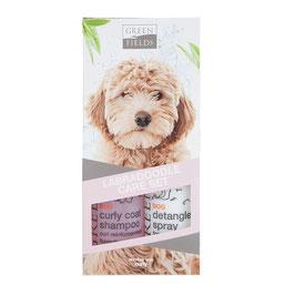 Curly Dog Shampoo Set