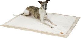 HYGGEPLAID Kuscheldecke für Hunde Ivory