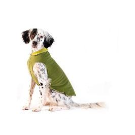 Kuschelweicher Fleece-Pullover Moos/Avocado *SALE -20%*