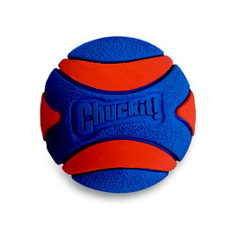 Chuck it Ball - versch. Größen mit Squeeker