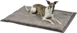 HYGGEPLAID Kuscheldecke für Hunde Taupe