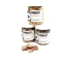 FREEZY Snacks gefriergetrocknet Pferdegulasch