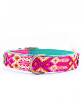 DWAM Happy Hippie Halsband Hippie pink allover