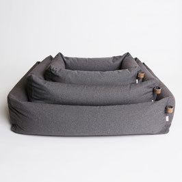 Cloud7 Hundebett Sleepy Deluxe Tweed taupe