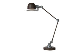 HONORE - Schreibtischlampe - E14 - Rostfarbe Art.45652/01/97