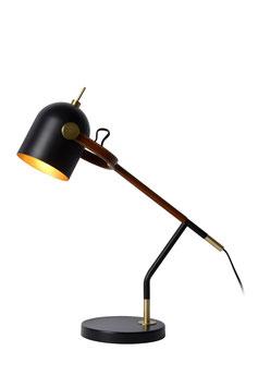 WAYLON - Schreibtischlampe - E27 - Schwarz Art.49020/05/67