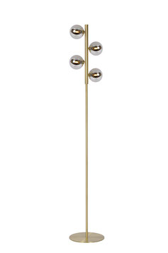 TYCHO - Stehlampe - G9 - Mattes Gold Art.45774/04/02