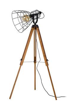 JOSHUA XL - Stehlampe - E27 - Schwarz Art.45757/02/30