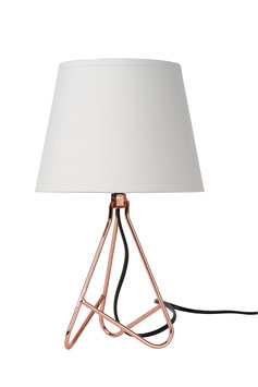 GITTA - Tischlampe - Ø 17 cm - E14 - Kupfer Art.47500/81/17