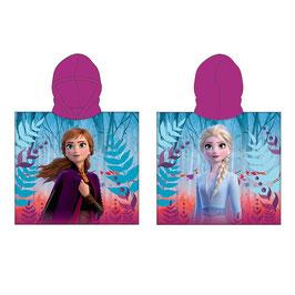 Frozen  Poncho Elsa 2